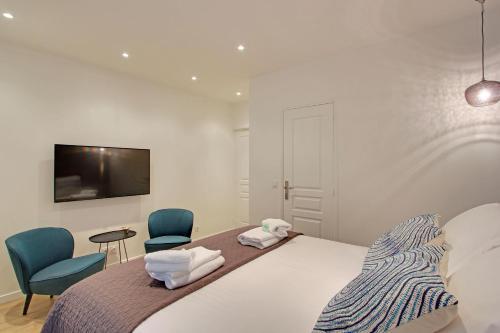 ห้องพักของ Pick a Flat - Champs Elysees / Percier Apartment