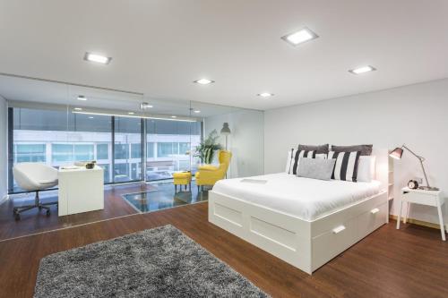 Um quarto em Aveiro Urban Loft