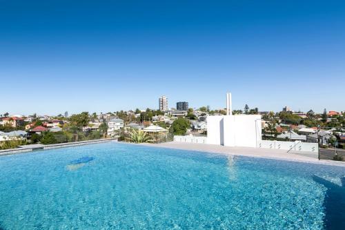 The swimming pool at or near Menso at Southbank