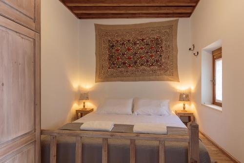 A room at Lindos Aqua Luxury Villa