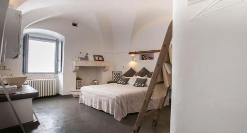 Ein Zimmer in der Unterkunft I 7 Archi Guest House