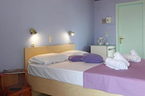 Soba v nastanitvi Summer House Louisa