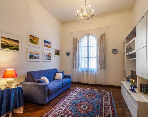 Area soggiorno di Suite52 Apartment