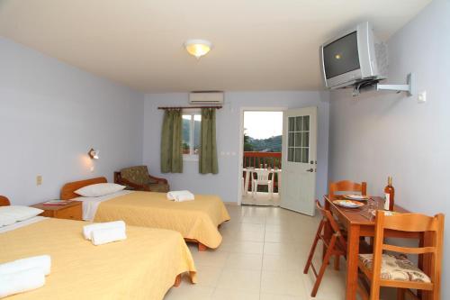 A room at Premedinos inn