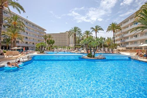 The swimming pool at or near Club B by BH Mallorca - Adults only