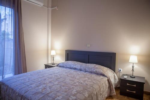 A room at Lav Athens Apts