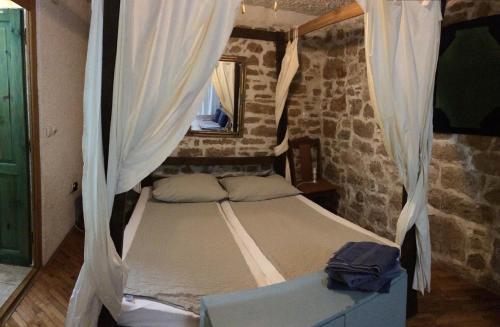 Una habitación en Apartment Voltera