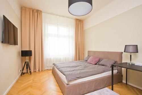 Hébergement de l'établissement Luxury Apartments D22