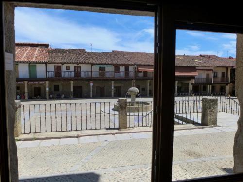 Obiekt Apartamentos Rurales Entre Fuentes zimą