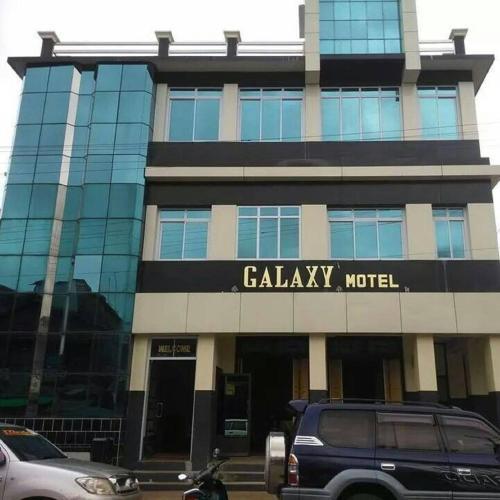 The facade or entrance of Galaxy Motel Hpa-An