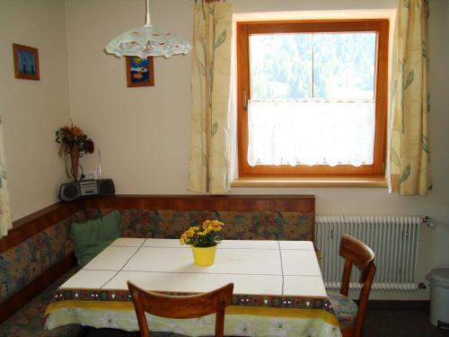 Lounge oder Bar in der Unterkunft Haus Sonnenrose