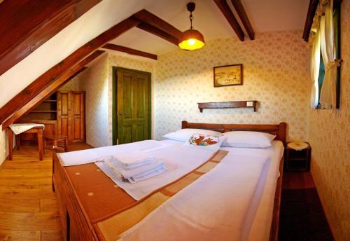 A room at Apartments Zaboky Village