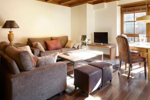Area soggiorno di Apartamento Val de Ruda Luxe XI