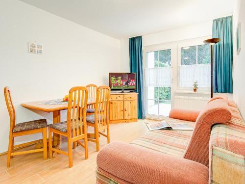 Posezení v ubytování Ferienwohnungen in Sellin D 091.020-25