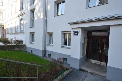 The facade or entrance of Appartement Döbling
