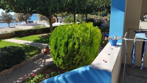Μπαλκόνι ή βεράντα στο Apolloneia Apartments