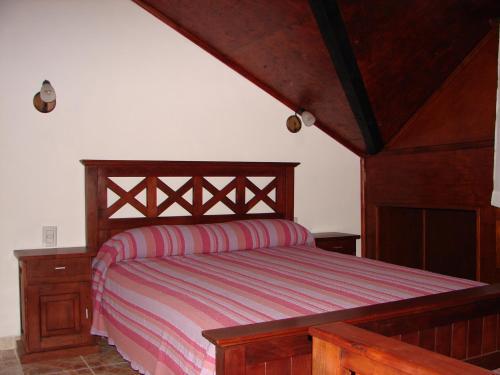 A room at Cabañas Marias del Sur