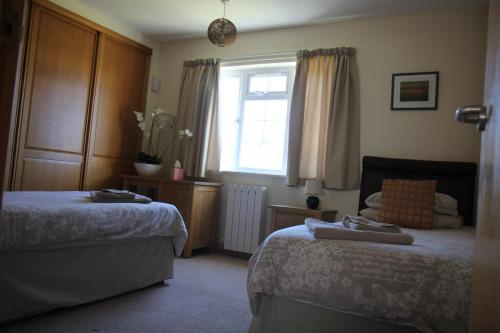 A room at Briquet Cottages, Guernsey,Channel Islands