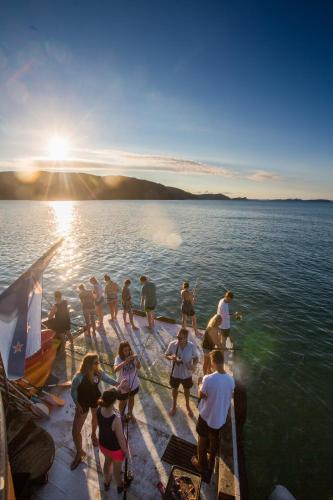 YHA Bay of Islands, The Rock Overnight Cruise