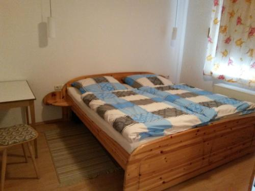 Ein Zimmer in der Unterkunft Ferienhaus Gappa