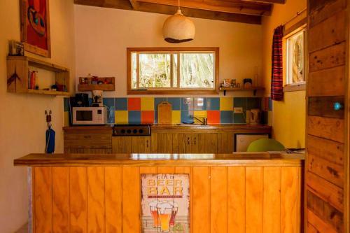 Køkken eller tekøkken på Hopi Cadushi Studio