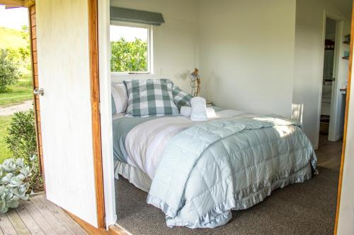 A room at Haumoana Herb Cottage