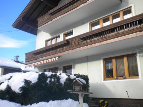 Ferienwohnung im Gästehaus Nussbaumer im Winter