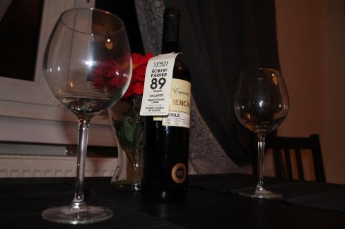 Drinks at Fair Trade Apartment