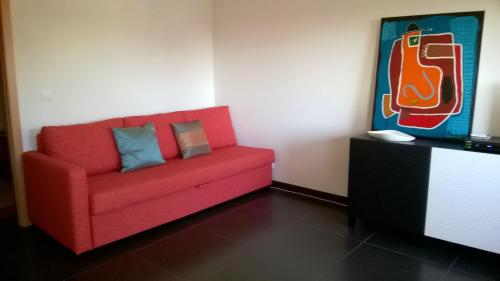 A seating area at Artway