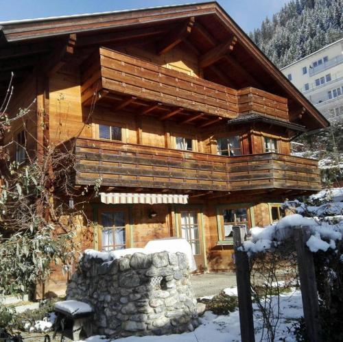 Ferienwohnung Langwallner im Winter