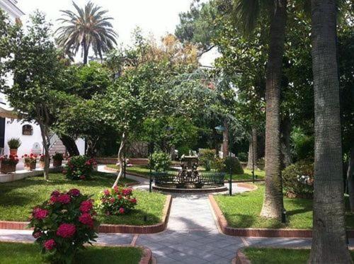 Сад в Marechiaro - Villa & Relais
