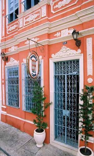 The facade or entrance of Bed & breakfast Villa Carmo