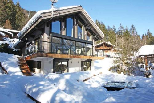 Chalet La Source - Chamonix All Year during the winter