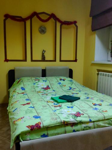 A bed or beds in a room at Guest house Valdi