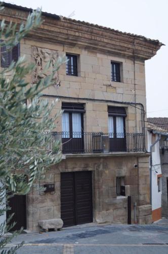 Casa de campo Casa El Carolino (España Larraga) - Booking.com