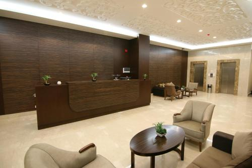 The lobby or reception area at Alsamer Homes