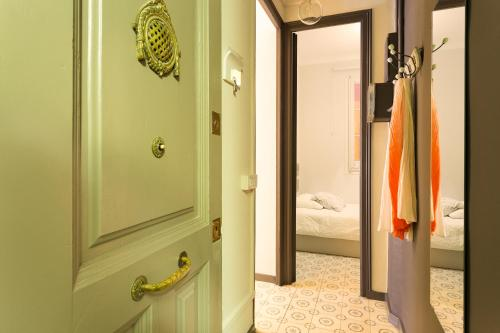 A bathroom at Casa Cosi Marina II