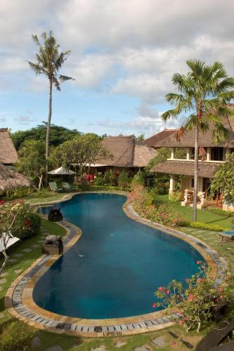 The swimming pool at or near Rumah Bali