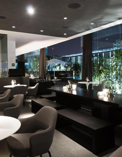 A área de bar ou lounge em Distrito Capital