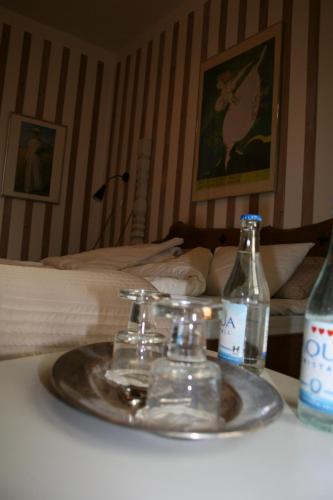 Drinks at Tallhöjden Hotel & Cottage Lodge