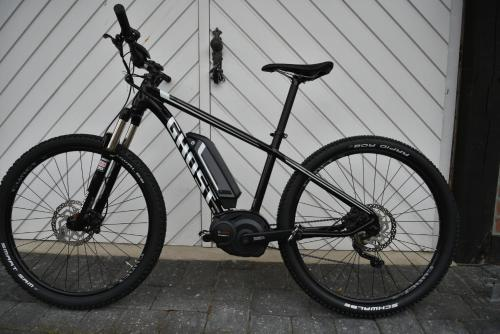 Radfahren an der Unterkunft Ferienwohnung Stedden oder in der Nähe