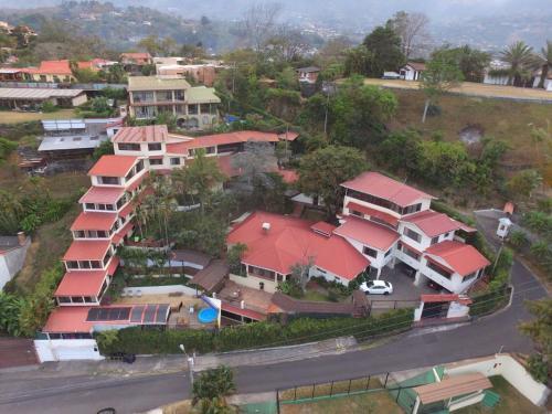 Casa Reflejos City View a vista de pájaro