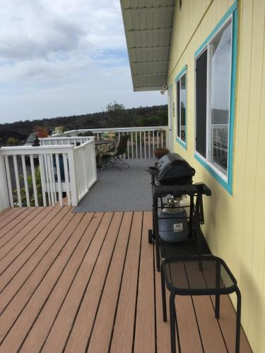 A balcony or terrace at Million Dollar View in Gated Community