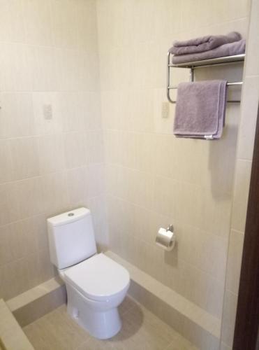 Ванная комната в Гостевой дом на Видная 26