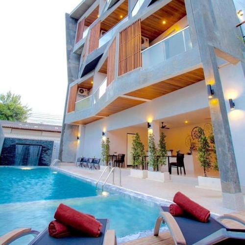 The swimming pool at or near Lemonade Phuket