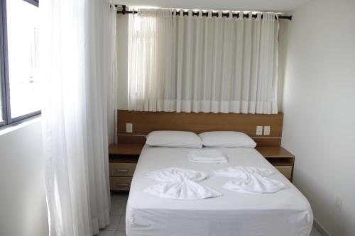 Cama o camas de una habitación en Portugal Flat
