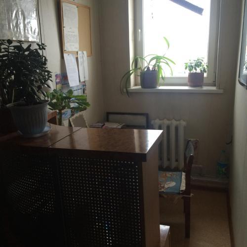 A kitchen or kitchenette at Lenkost Motel