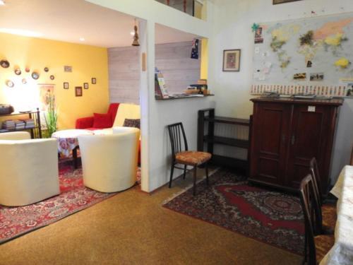 O saguão ou recepção de ACE Apartment