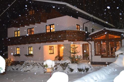 Appartement Althuber im Winter