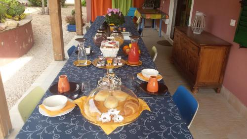 Ristorante o altro punto ristoro di SoleeSale Appartamenti e Camere Per Vacanza